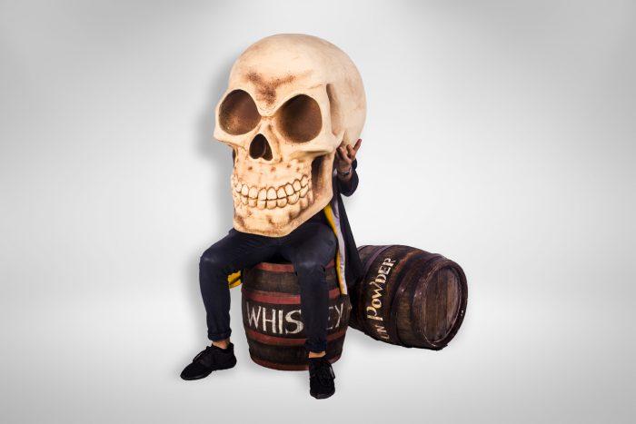 Craniu, inchirirere decoruri, halloween, sedinte foto, petreceri