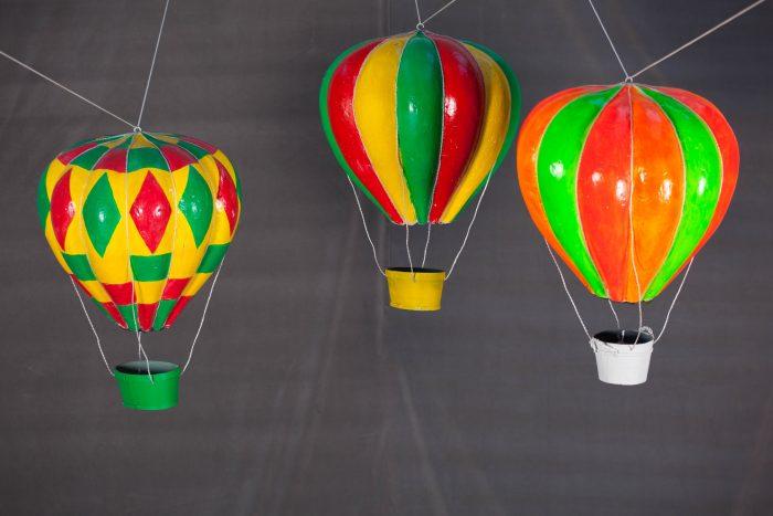 inchiriere decor balon aer cald