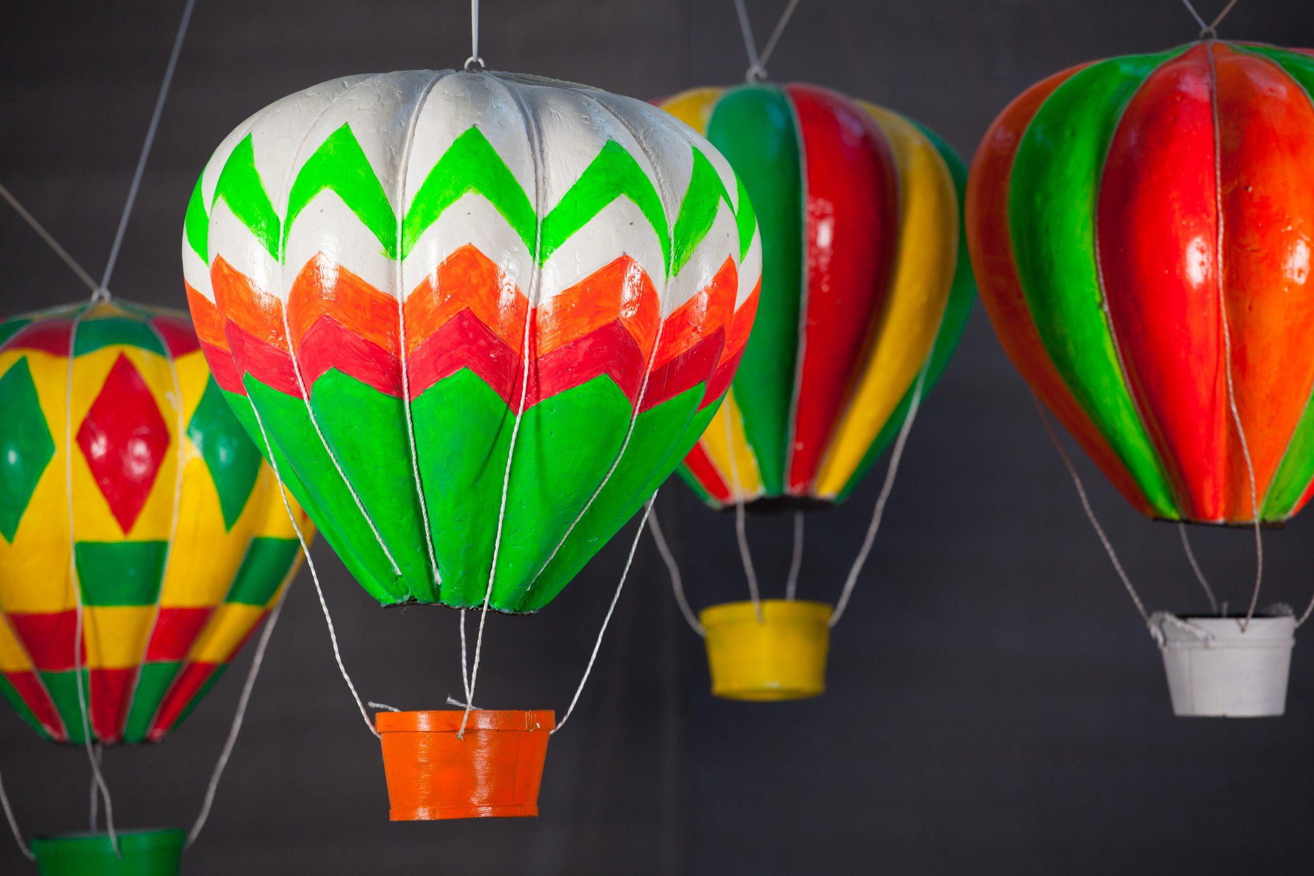 balon cu aer cald, inchiriere decoruri, petrecere tematice, photo corner