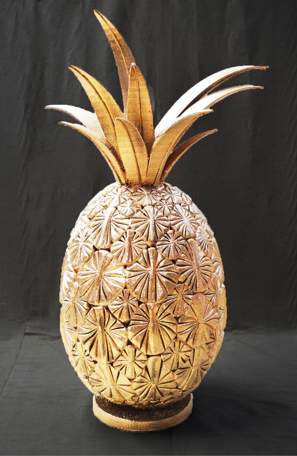 Ananas, inchiriere decor petrecere tematica, photo corner exotic