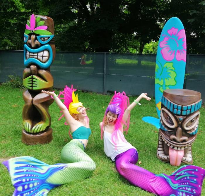Cozi de sirene , costume de inchiriat , mermaids