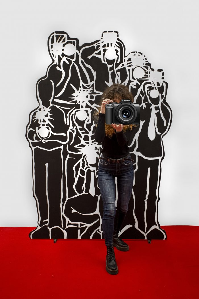 Panou Paparazzi, Inchirere decor Cinema, Oscar, Film