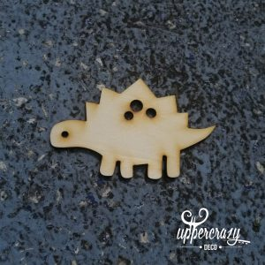 Figurina lemn dinozaur
