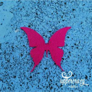 fluture fetru