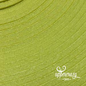 spuma buretata verde