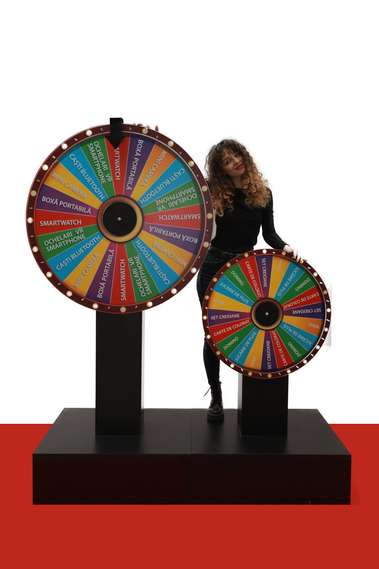 inchiriere decor ruleta Casino